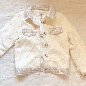 STORETS white Parisian jacket